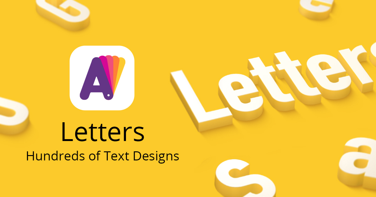 Letters Text Styles And Effects You Will Ever Need